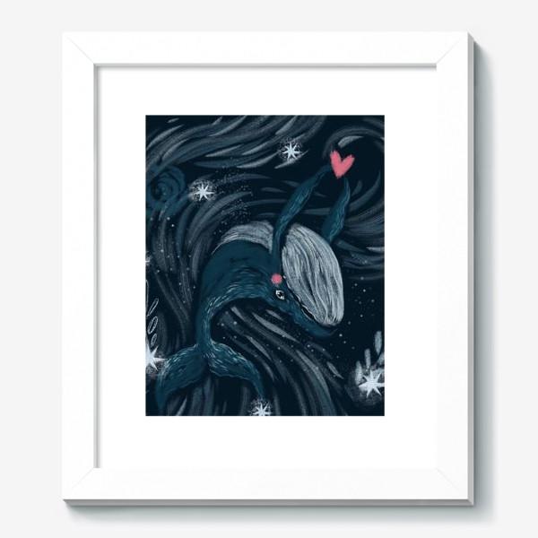 Картина «Кит »