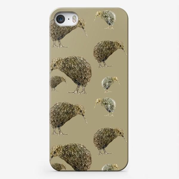 Чехол iPhone «Киви Kiwi»