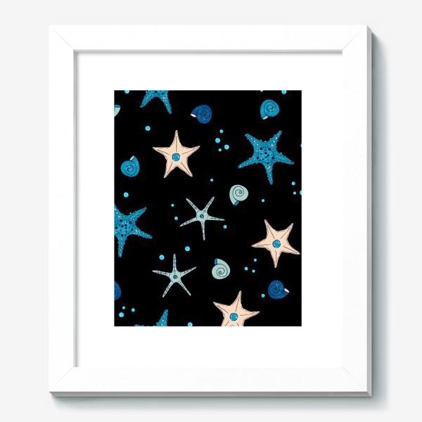 Картина «морская звезда»