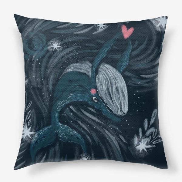 Подушка «Кит »