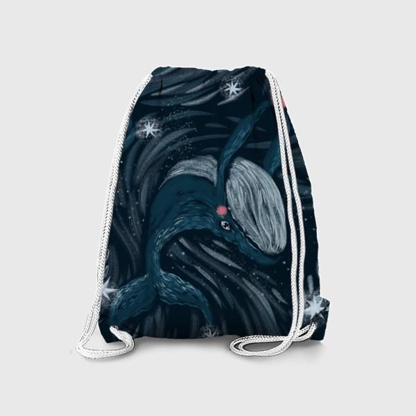 Рюкзак «Кит »
