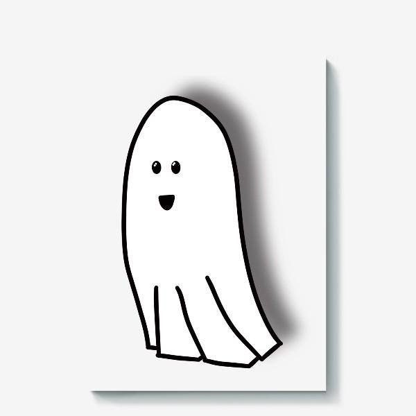 Холст «Привидение»