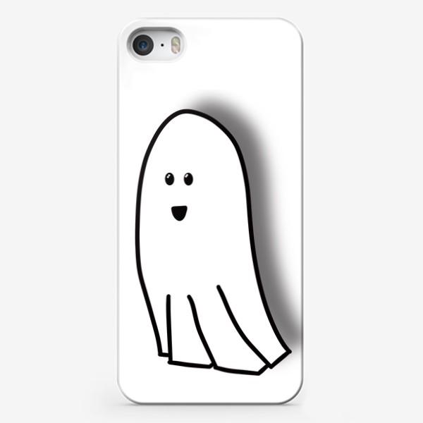 Чехол iPhone «Привидение»