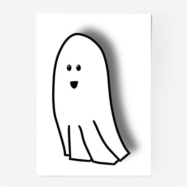 Постер «Привидение»