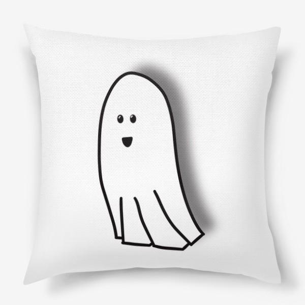 Подушка «Привидение»