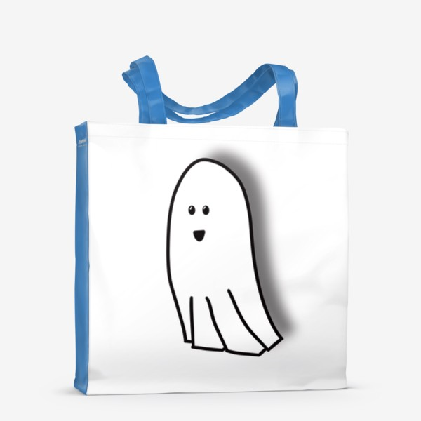 Сумка-шоппер «Привидение»