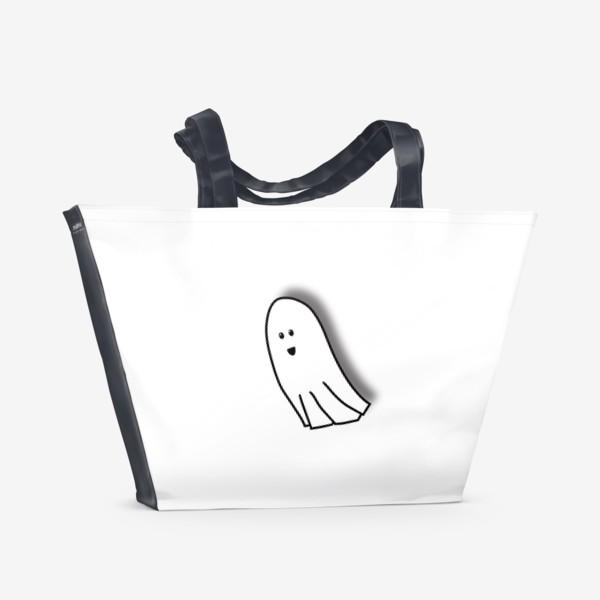 Пляжная сумка «Привидение»