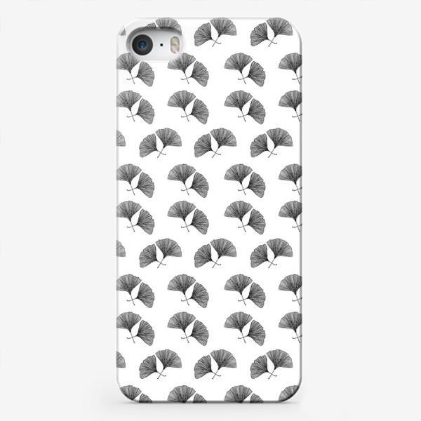 Чехол iPhone «Гинкго Билоба»