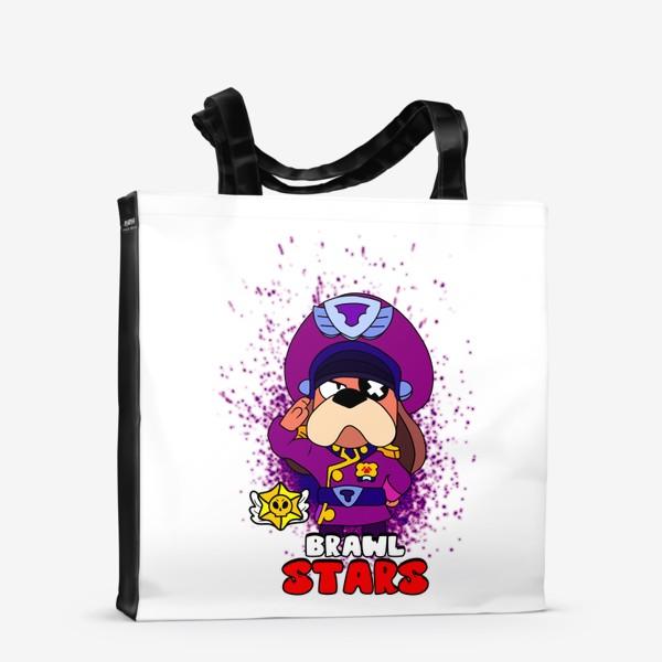"Сумка-шоппер «Brawl Stars ""Генерал Гавс""»"
