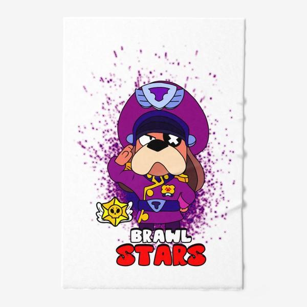 """Полотенце «Brawl Stars """"Генерал Гавс""""»"""