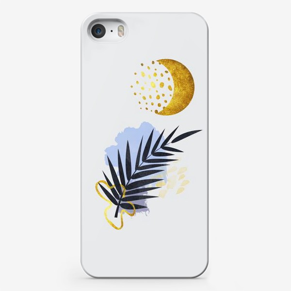 Чехол iPhone «Абстрактная композиция №1»