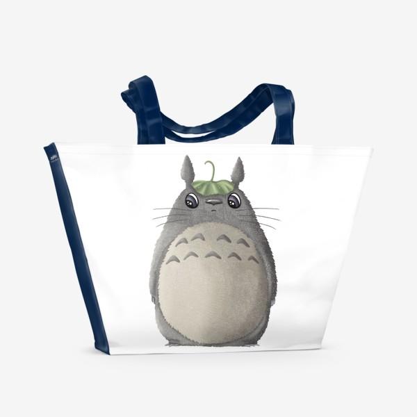 Пляжная сумка «Тоторо»