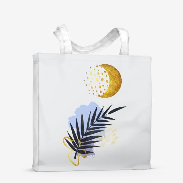 Сумка-шоппер «Абстрактная композиция №1»