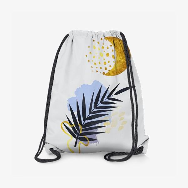 Рюкзак «Абстрактная композиция №1»