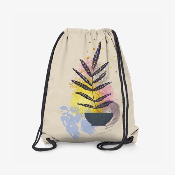 Рюкзак «Абстрактная композиция №2»