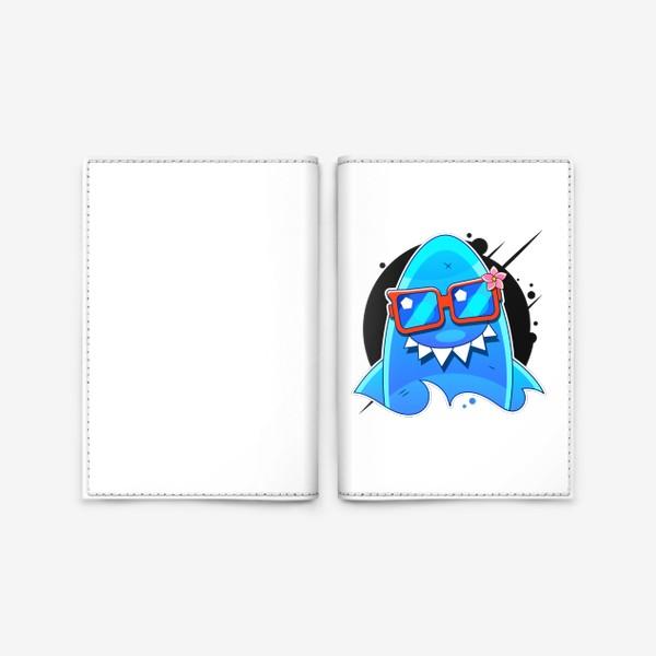 Обложка для паспорта «vector»