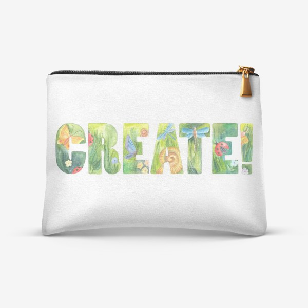 Косметичка «Твори! (Create!)»