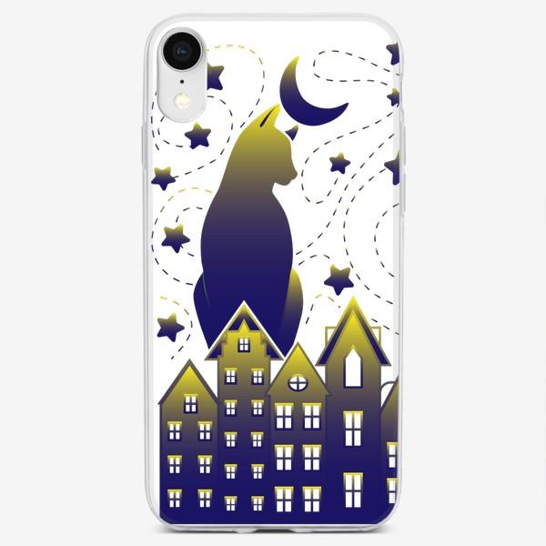 Чехол iPhone «Звездная ночь»