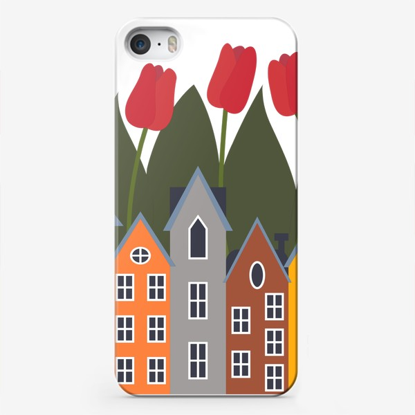 Чехол iPhone «Голландия»