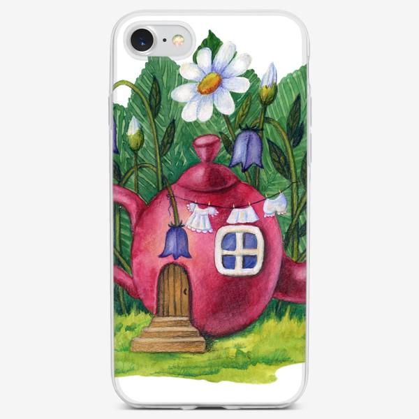 Чехол iPhone «Маленький домик»