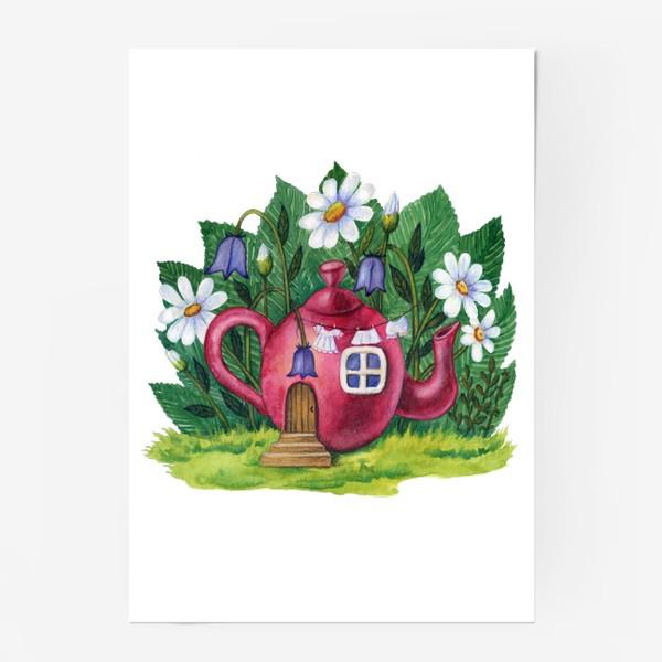 Постер «Маленький домик»