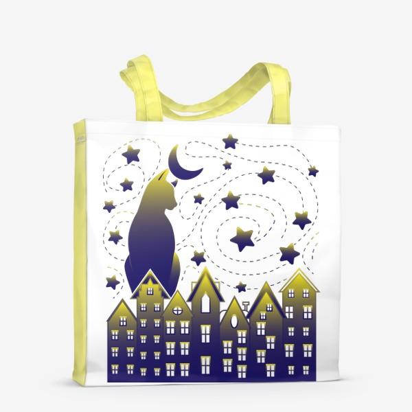 Сумка-шоппер «Звездная ночь»