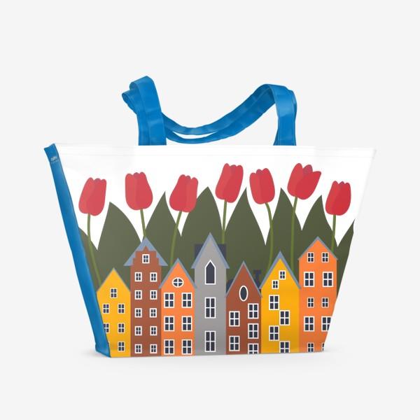 Пляжная сумка «Голландия»