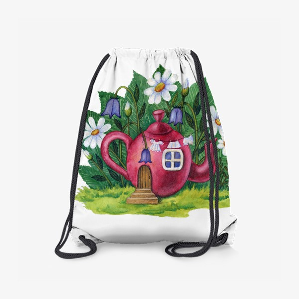 Рюкзак «Маленький домик»