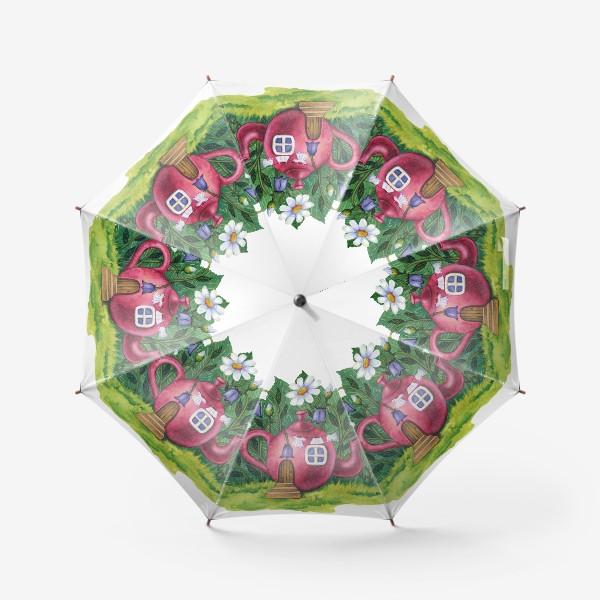 Зонт «Маленький домик»
