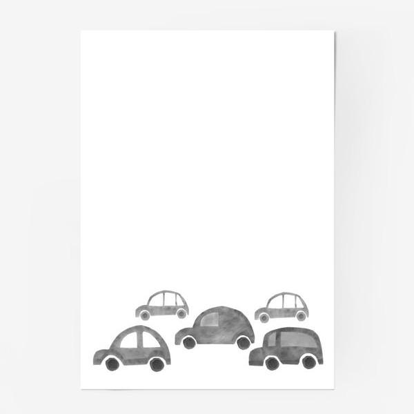 Постер «Пробка-траффик»