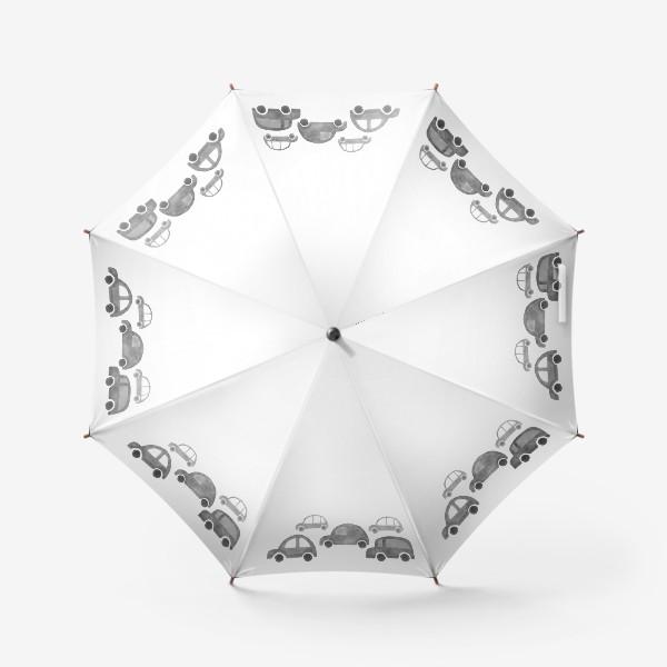 Зонт «Пробка-траффик»