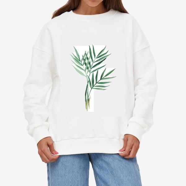 Свитшот «Plants»