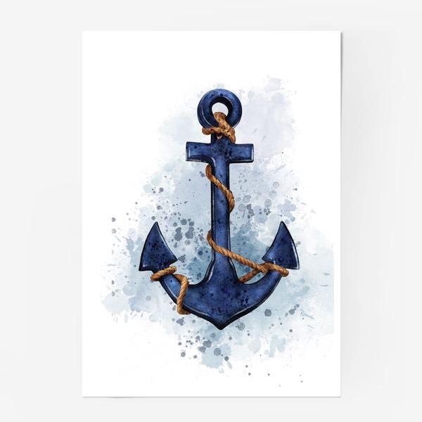 Постер «Якорь»