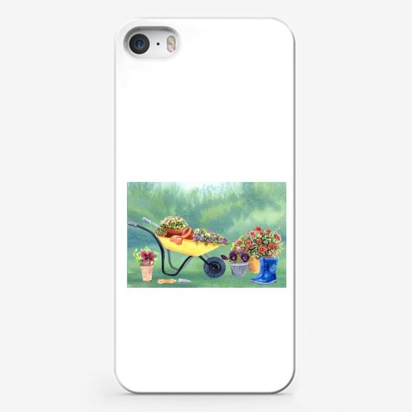 Чехол iPhone «Дача, сад и огород»
