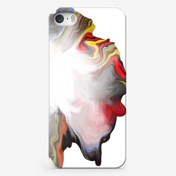 Чехол iPhone «Black Ray»