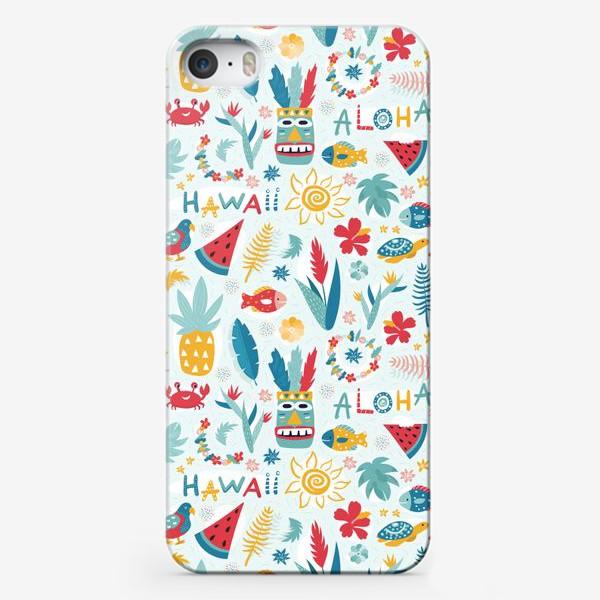 Чехол iPhone «Aloha Hawaii»