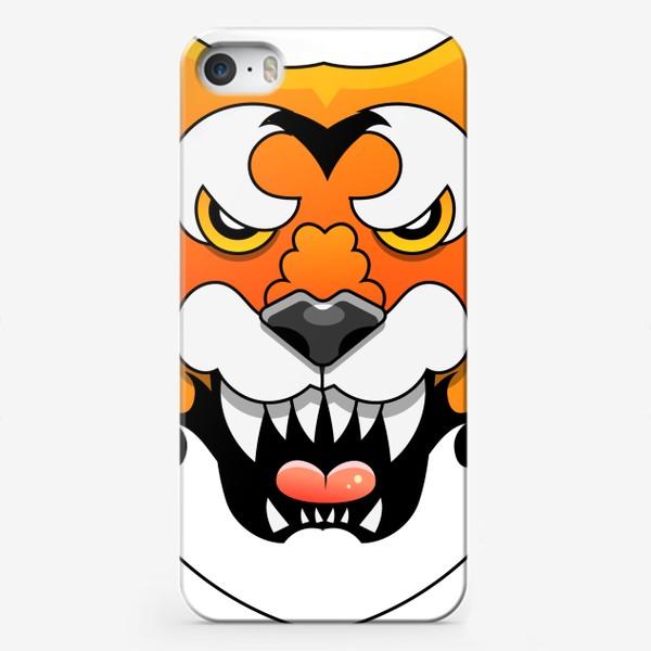 Чехол iPhone «Tiger Icon»