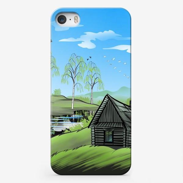 Чехол iPhone «Северная весна»