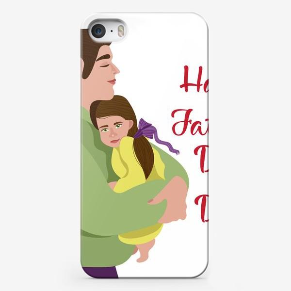 Чехол iPhone «День отца»