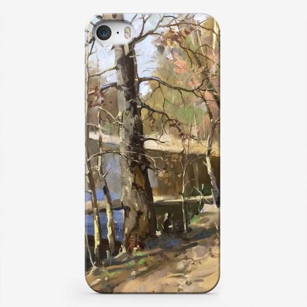 Чехол iPhone «Ранняя весна»