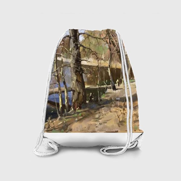 Рюкзак «Ранняя весна»