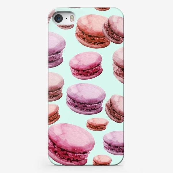 Чехол iPhone «Макаруны »