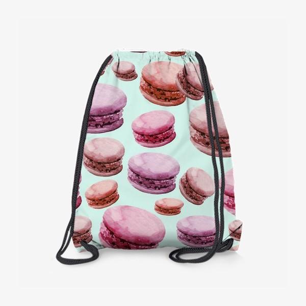 Рюкзак «Макаруны »