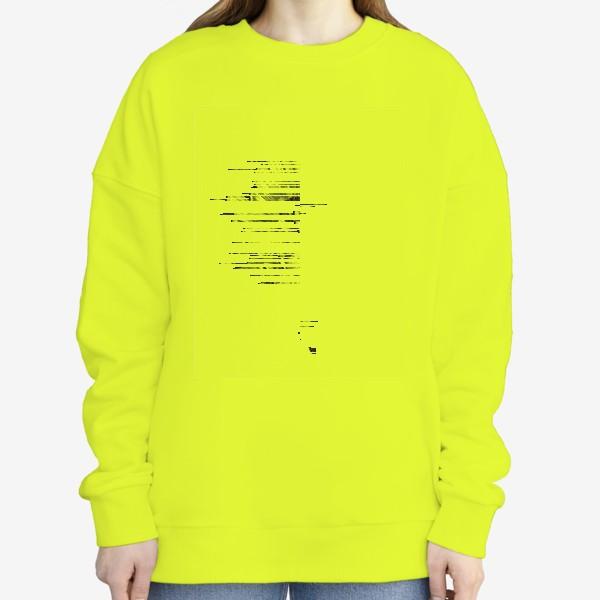 Свитшот «Floral tiger»