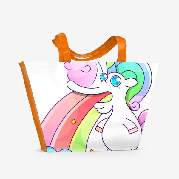 Пляжная сумка «vector»