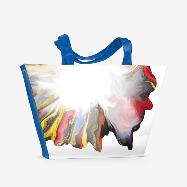 Пляжная сумка «Black Ray»