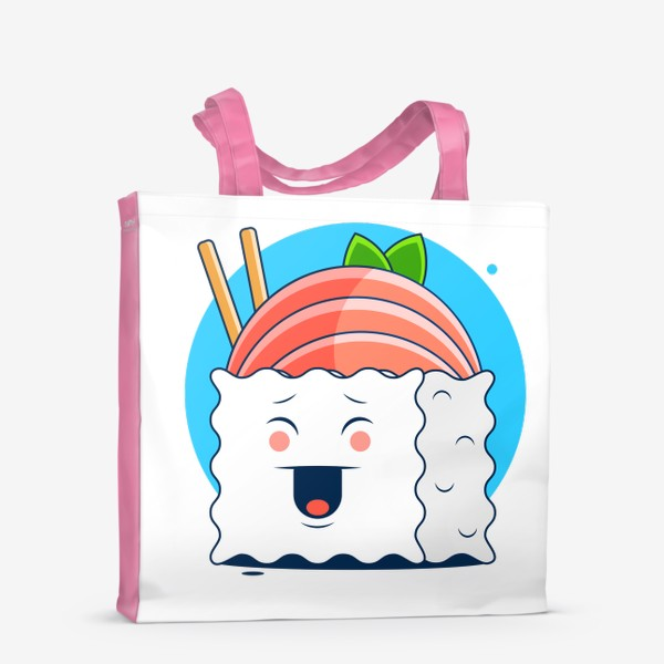 Сумка-шоппер «Суши»
