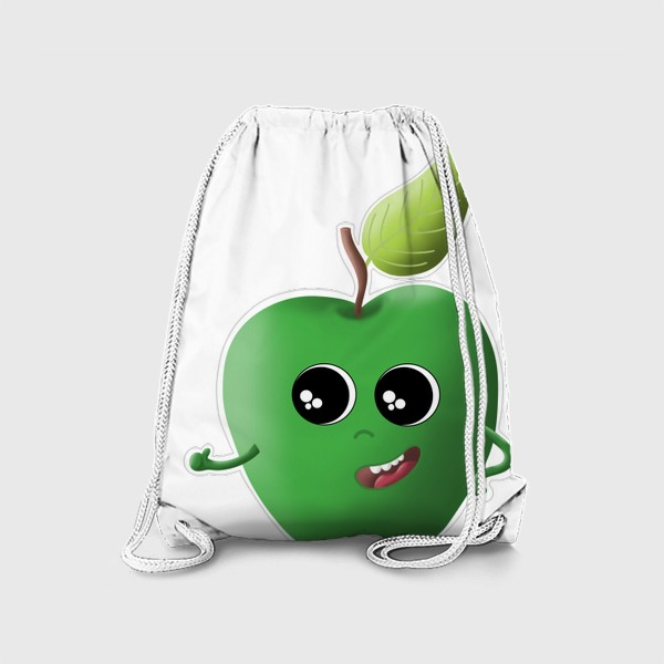 Рюкзак «Apple green»