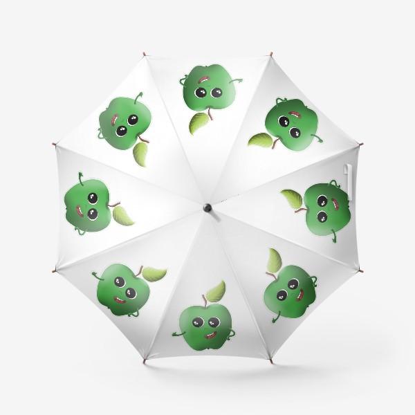 Зонт «Apple green»
