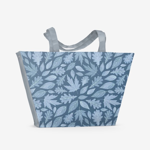 Пляжная сумка «Вечерняя роща»